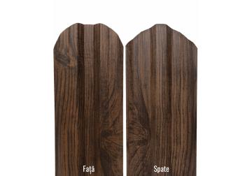 Sipca metalica imitatie lemn